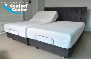 cama electrica - confort center - cama