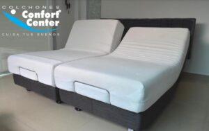 cama electrica - confort center - cama hospitalaria